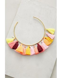 Lily Collar Necklace