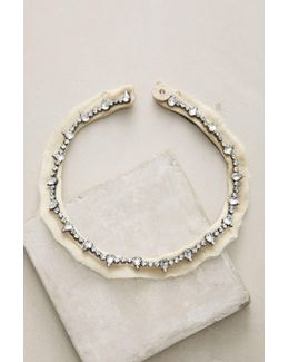 Charlotte Mist Collar Necklace