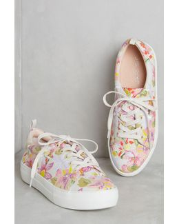 Appy Floral Sneakers