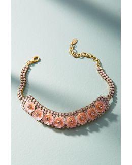 Ronelle Flower Choker Necklace