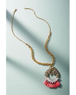 Dannia Tassel Necklace