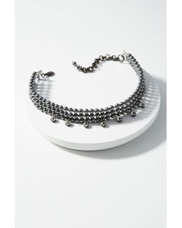 Haven Crystal Choker Necklace