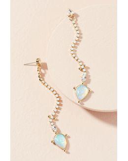 Nikita Opal Drop Earrings