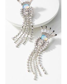 Fiji Fringe Drop Earrings
