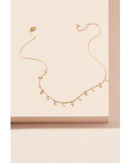 Stone Charm Necklace