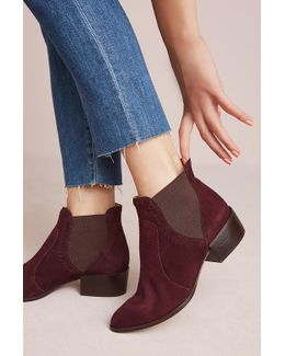 Zafira Chelsea Boots