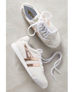 Rose Gold Harrier Sneakers