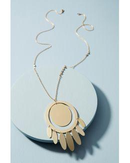 Sun Shower Necklace