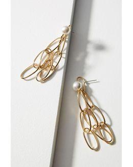 Renley Pearl Drop Earrings