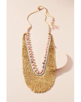 Blythe Bib Necklace