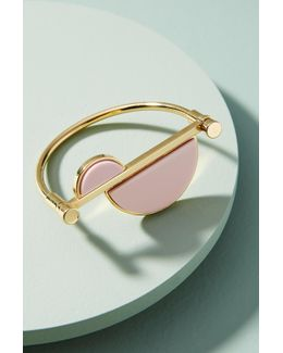 Duality Cuff Bracelet