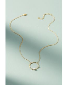 Annessia Infinity Necklace