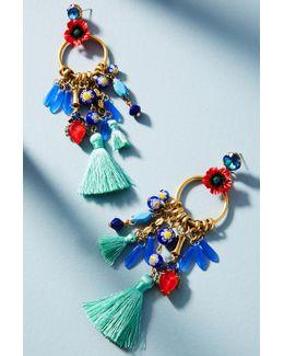 Aussie Charm Drop Earrings
