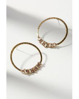 Etta Hoop Earrings
