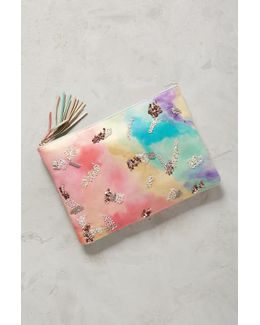 Orlaith Sequined Pouch