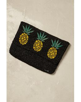 Syzygy Pineapple Clutch