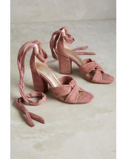 Seville Knotted Heels