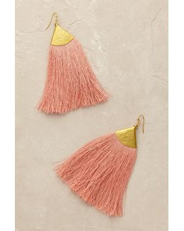 Serenite Tassel Earrings