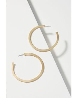 Devon Hoop Earrings