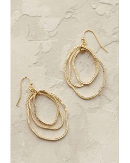 Bethany Hoop Earrings