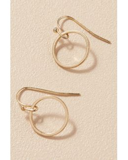 Casoria Hoop Earrings