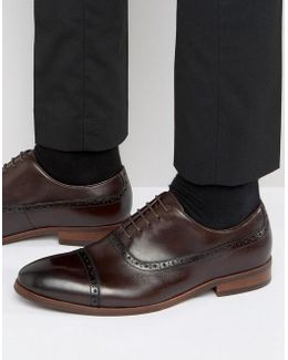 Promise Leather Brogues