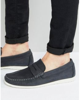 Breeze Suede Loafers
