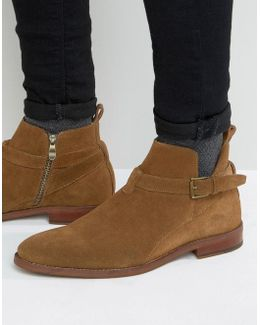 Colorado Suede Boots