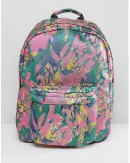 Bright Brocade Backpack