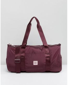 . Sutton Carryall In Wine