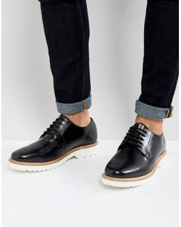 Hi Shine Derby Shoes
