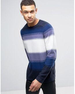 Stripe Ombre Knitwear