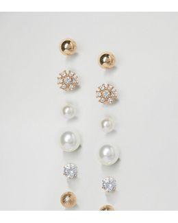 Asadodia Multipack Earrings
