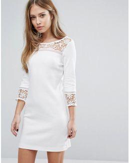 Noland Layer Jersey Dress