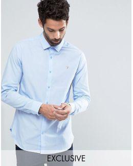 Berbick Slim Fit Formal Shirt