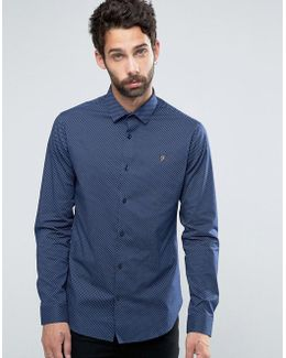 Manderson Slim Fit Formal Shirt