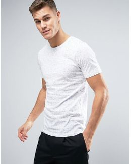 Premium Brush Print T-shirt