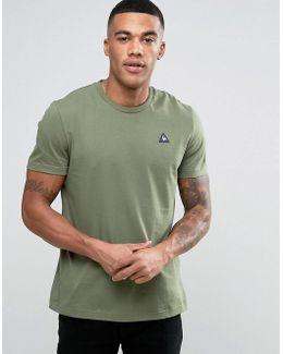Logo T-shirt In Green 1710539