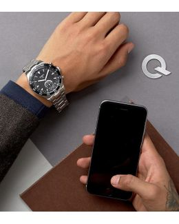 Q Ftw1126 Crewmaster Smart Watch