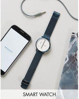 Connected Skt1107 Hagen Hybrid Smart Watch