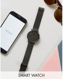 Connected Skt1109 Hagen Hybrid Smart Watch