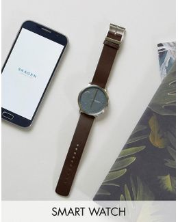 Connected Skt1110 Hagen Hybrid Smart Watch