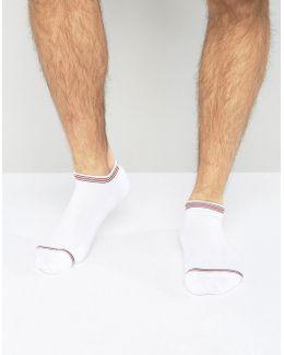 American Heritage Sneaker Sock
