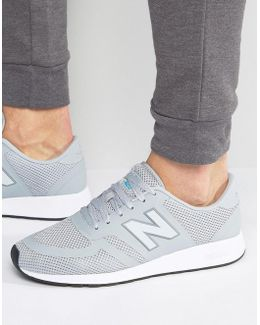 70s Running 420 Trainers In Grey Mrl420gy