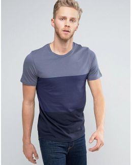 Premium Color Block T-shirt