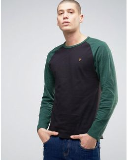 Holmwood Raglan Long Sleeve T-shirt