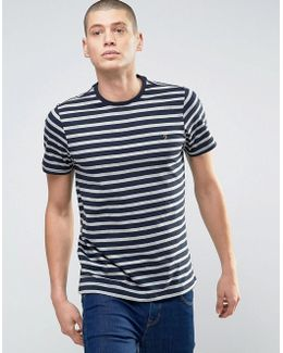 Lennox Striped Logo T-shirt