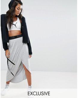 Exclusive To Asos Wrap Skirt