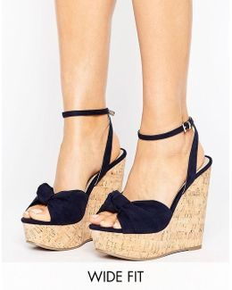 Traffic Jam Wide Fit Wedges