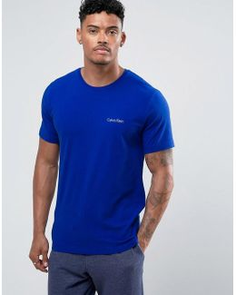 T-shirt With Short Sleeves Crew Neck